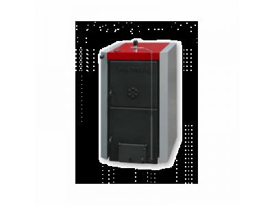 Твердотопливный котел Viadrus U22 C (17,7кВт) 3 секции