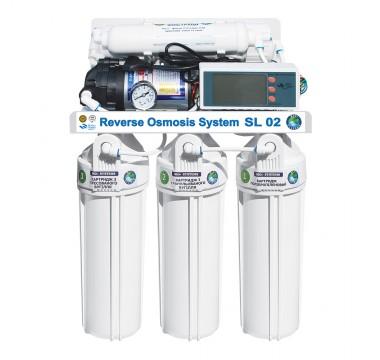 Система обратного осмоса и фильтрации воды BIO+systems RO-50-SL02