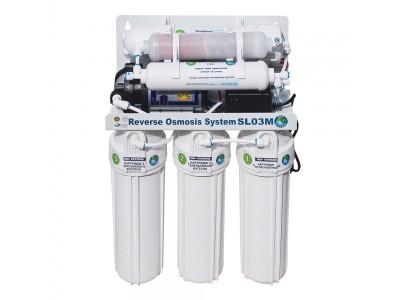 Система обратного осмоса и фильтрации воды BIO+systems RO-50-SL03M
