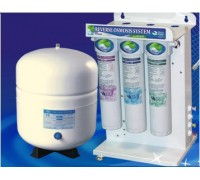Система обратного осмоса и фильтрации воды BIO+systems RO-50-FF
