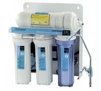 Система обратного осмоса и фильтрации воды CAC-ZO-5/Q2 (с насосом и мембраной 200GPD, без бака)