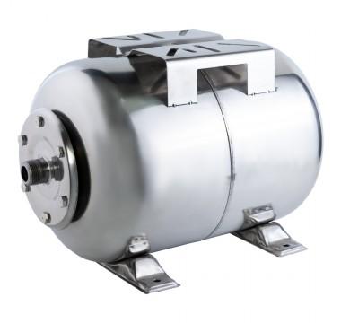 Гидроаккумулятор Wetron горизонтальный 50л (нерж) (779213)