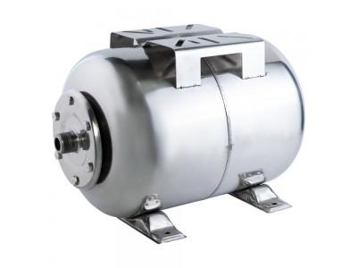 Гидроаккумулятор Wetron горизонтальный 24л (нерж) (779211)