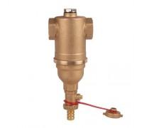 """Фильтр для закрытых систем отопления и кондиционирования 1"""" 1/4 ICMA арт.745"""