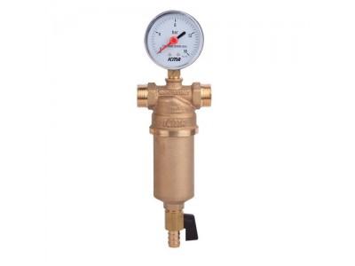 """Самопромывной фильтр для воды 1"""" (1"""" 1/4) ICMA арт.750"""