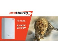 Двухконтурный газовый котел Protherm 23 MTV (Гепард)