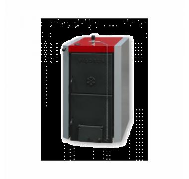 Твердотопливный котел Viadrus U22 C (11,7кВт) 2 секции