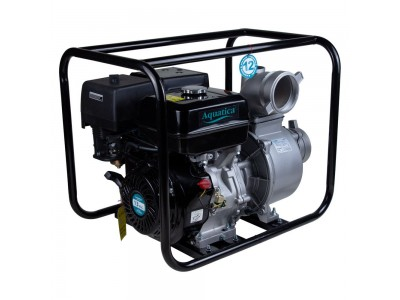 Мотопомпа Aquatica 13л.с. Hmax 23м Qmax 120м³/ч (4-х тактный) (772533)
