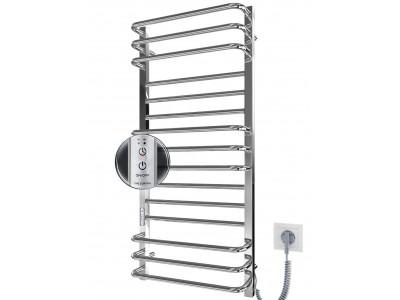 Электрический полотенцесушитель Mario Премиум Люкс-IT 1100x500 с таймером