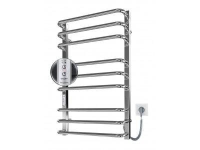 Электрический полотенцесушитель Mario Премиум Люкс-IT 800x500 с таймером л/п