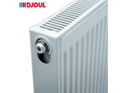 Стальной радиатор DJOUL 11 тип боковое подключение 500H x 1000L