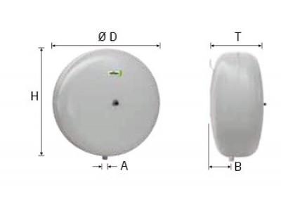 Расширительный бак Reflex C 18