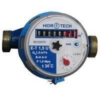 """Cчетчик Hidrotech 1/2"""" для холодной воды"""