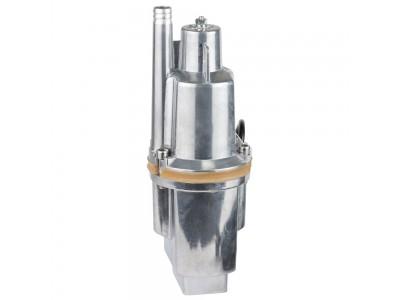 Насос вибрационный 0.25кВт H 75м Q 18л/мин Ø100мм 10м кабеля верхний забор WETRON (WVM60) (778382)