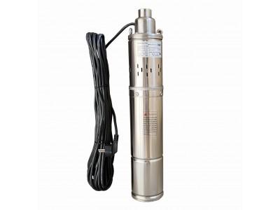 Насос скважинный шнековый VOLKS pumpe 4 QGD 1.2-50-0.37кВт +кабель 15м