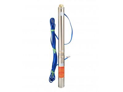 Насос скважинный с повышенной уст-тью к песку OPTIMA 3.5SDm2/16 0.75 кВт 90м + пульт +кабель 15м NEW