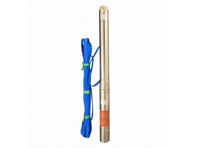 Насос скважинный с повышенной уст-тью к песку OPTIMA 4SD 6/16 1,5 кВт 88м 3-х фазный