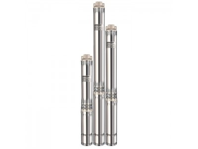 Скважинный насос Насосы+ 100 SWS 2-105-1.1
