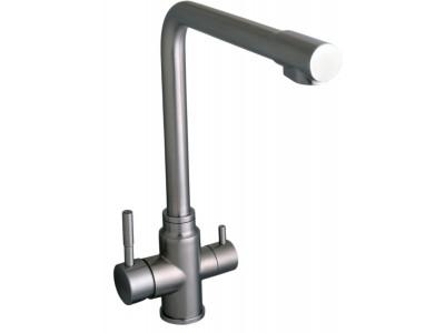 Смеситель для кухни под осмос Globus Lux ALPEN SUS-0888-1