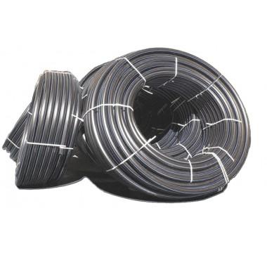 Труба ПЭ для водопровода ф 63x3,8 мм PN 6