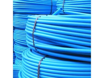 Труба ПЭ EKO-MT для водопровода (синяя) ф 40x2.4мм PN 8 (Польша)