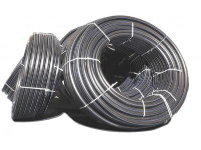 Труба ПЭ для водопровода ф 25x2.0 мм PN 6 (100 м)