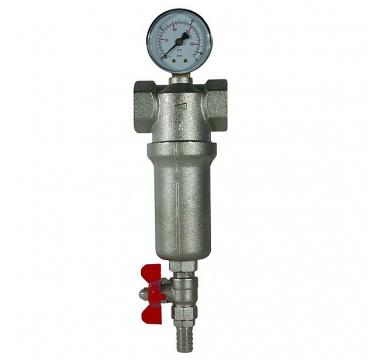 """Самопромывной фильтр для воды RBM 3/4"""""""