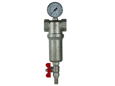 """Самопромывной фильтр для воды RBM 1 1/4"""""""