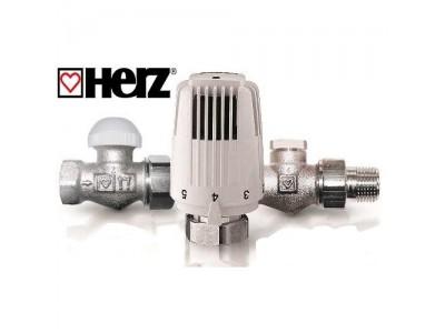 Термостатический комплект HERZ Classic TS-90 прямой V772301