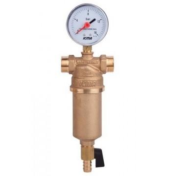 """Самопромывной фильтр для воды ICMA 3/4"""""""