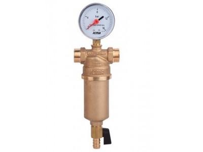 """Самопромывной фильтр для воды ICMA 1/2"""""""