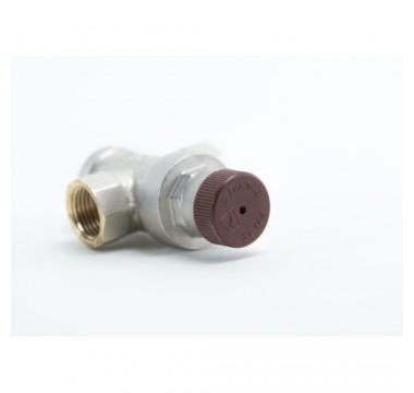 """Обратный клапан Itap block 1"""" (тонкий 50мм.) Италия"""