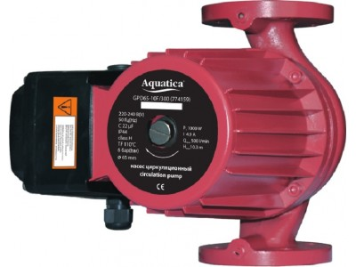 Насос циркуляционный Aquatica 774159