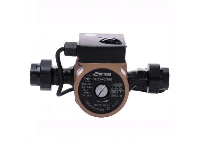 Циркуляционный насос Optima OP25-40 180мм