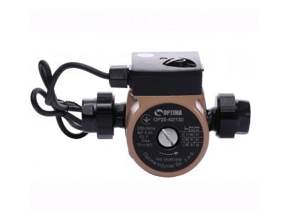 Циркуляционный насос Optima OP25-40 130мм