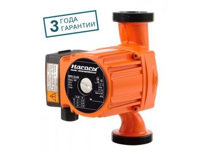 Циркуляционный насос Насосы+ BPS 32-4S-180, присоединительный комплект