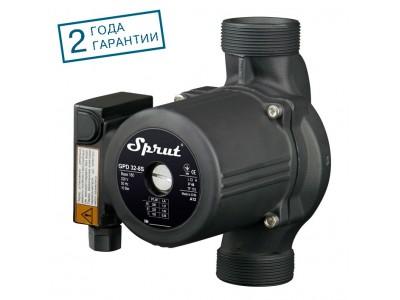 Циркуляционный насос SPRUT GPD 32-8S 180 + гайка