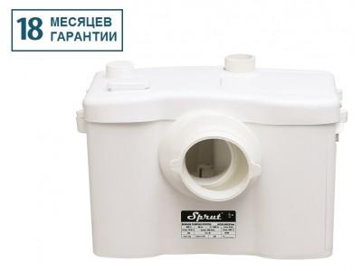 Канализационная установка для горячей воды Sprut WCLIFT 600/2F Hot