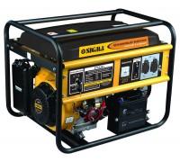 Генератор бензиновый Sigma, 6.0/6.5кВт, 4-х тактный, электрозапуск