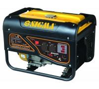 Генератор бензиновый Sigma, 2.5/2.8кВт, 4-х тактный, ручной запуск Pro-S