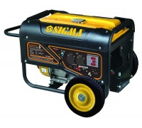 Генератор бензиновый Sigma, 5.0/5.5кВт, 4-х тактный, электрозапуск Pro-S