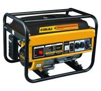 Генератор газ/бензин Sigma, 2.5/2.8кВт, 4-х тактный, ручной запуск