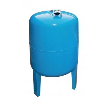Гидроаккумулятор VOLKS 80 литров (вертикальный) с манометром
