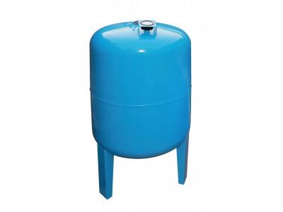 Гидроаккумулятор VOLKS 150 литров (вертикальный) с манометром