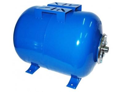 Гидроаккумулятор Aquasystem VAO 100 литров (горизонтальный)