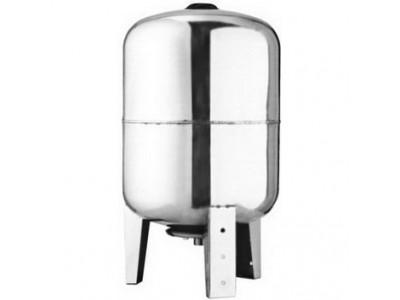 Гидроаккумулятор Cristal 100 литров (вертикальный) нержавейка