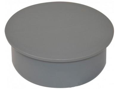 Канализационная заглушка Мпласт 110 для внутренней канализации