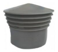 Грибок канализационный вентиляционный Мпласт 110 для внутренней канализации