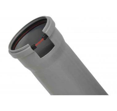 Труба канализационная Мпласт ППР 500 D50x1,8 для внутренней канализации