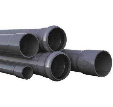 Труба для наружного водопровода Мпласт ПВХ SDR 41 (PN10) 400x15,3
